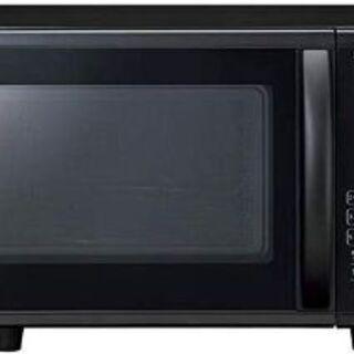 新品・未使用 SHARP オーブンレンジ RE-S50B-B