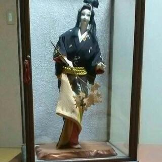 日本人形 若衆 紅葉