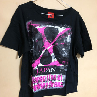 X JAPAN ライブTシャツ