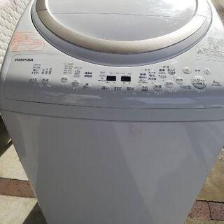 美品 TOSHIBA洗濯機8キロ