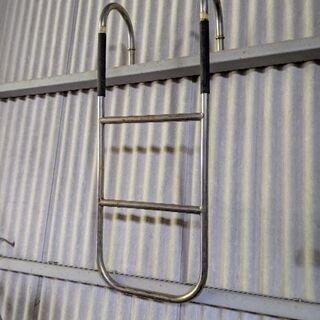 ボート用ラダー、梯子