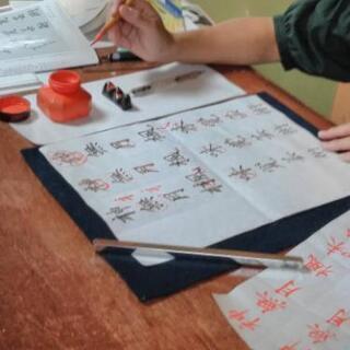書道初心者を応援します❢大人の小筆・ペン字教室♪ 体験は手ぶらでOK♪