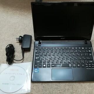 値下げいたしました!Acer軽量ノートパソコンTravelMat...