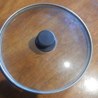 鍋の蓋 なべぶた 直径18cm