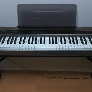 電子ピアノカシオ Privia(プリヴィア) PX-100