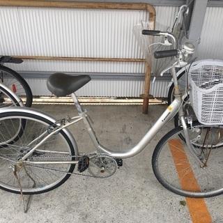 整備済み 引取歓迎 軽量 アルミフレーム 電動自転車(取り外し)...
