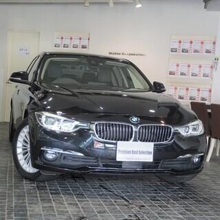 BMW 320iラグジュアリー 1オナ/後期型/LEDヘット...