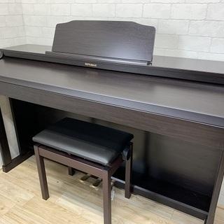 電子ピアノ ローランド HP601-CRS ※送料無料(一…