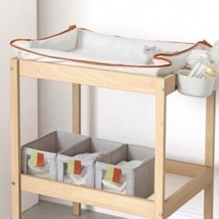 オムツ替え台 IKEA スニーグラル