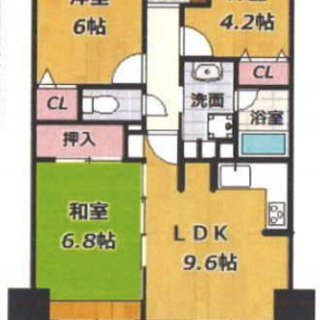 犬猫可能♫最上階リノベーション3LDK分譲マンション♫敷地内駐車...