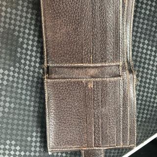 GUCCIバンブー財布