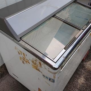 冷凍庫 アイスクリームストッカー