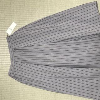 値下げしました!「ikka」のフレアースカート、未使用です。