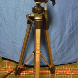 ■再!値下しました カメラ三脚 SLIK U 9800 中古品です