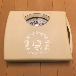 タニタ ハローキティ体重計
