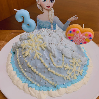 ドレスケーキ作りませんか?