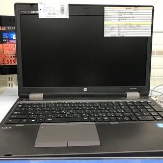 HP ノートパソコン HP ProBook 6570b