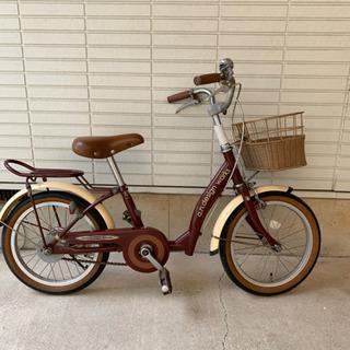 子供用自転車 おまけに一輪車(パンクしてます)もいかがでし…