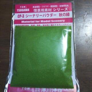 津川洋行【cp-3シーナリーパウダー秋の緑】