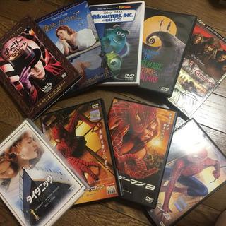 DVD 1つ200円!!