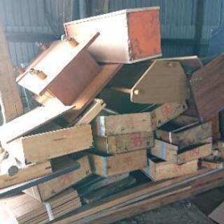 冬に向けて★廃材、木材大量!!無料で差し上げます
