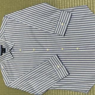 値下げしました!ラルフローレンスポーツの七分袖綿シャツ、Mサイズ...