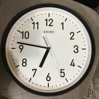 壁掛け時計 セイコー SEIKO quartz KX401B