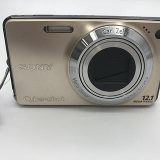 SONY コンパクトデジタルカメラ DSC-W270 1210万画素