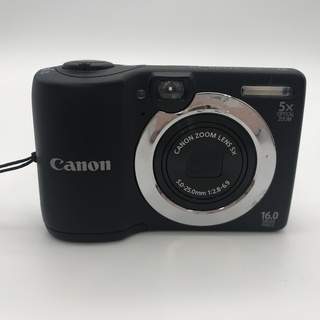 CANON コンパクトデジタルカメラ A1400 1600万画素...