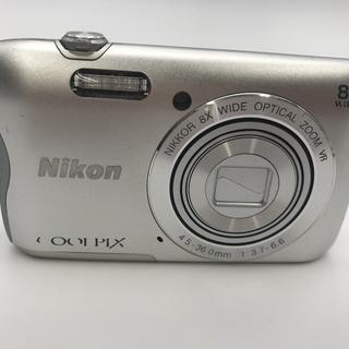 Nikon コンパクトデジタルカメラ COOLPIX A300 ...