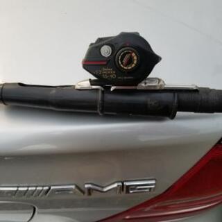 オリンピック チヌ竿(1.5メートル)とDAIWA リール チヌ...