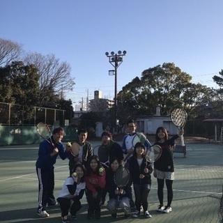 湘南でテニスしましょー!
