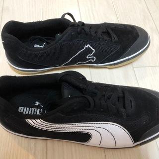 中古品 フットサル インドア用靴  26.5cm