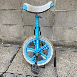 【スタンド付き】 一輪車   16インチ