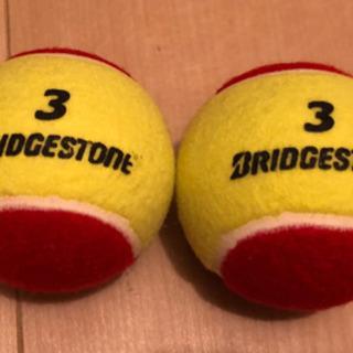 ブリジストン ノンプレッシャーボール ステージ3 テニスボール ...