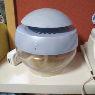 加湿器 空気清浄機 オイル付
