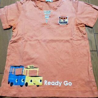 ミキハウス ピクニック120 Tシャツ