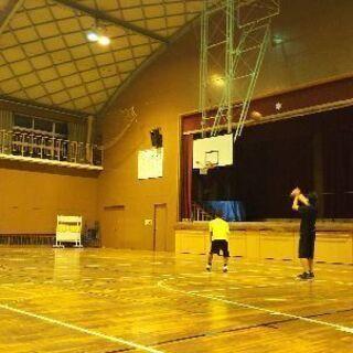 バスケットボールメンバー募集