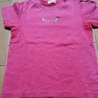 ミキハウス 110 Tシャツ