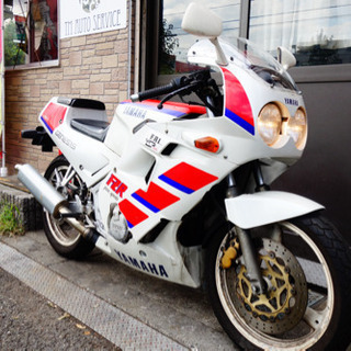 ヤマハ FZR250 2kr 250cc レーサーレプリカ 45...