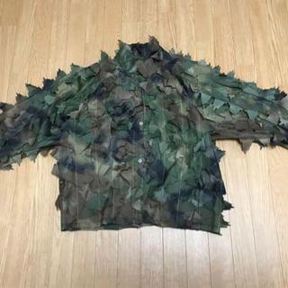 ギリースーツ アメリカ製 ミリタリー 迷彩服 サバゲー