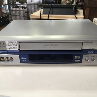 アイワ ビデオデッキ HV-FR80 2001年製