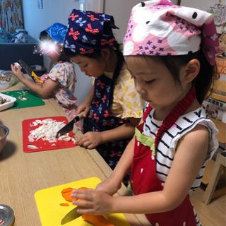 10月子供お料理教室