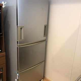 冷蔵庫 3扉 345リットル
