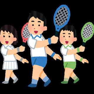 【親子で硬式テニス】一緒にしませんか?