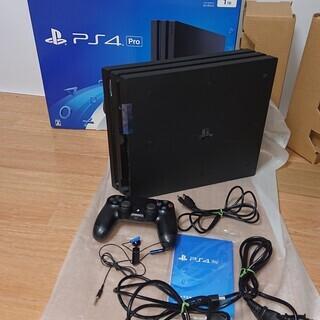 PlayStation 4 Pro ジェット・ブラック 1TB ...