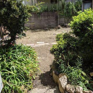 お庭の草刈り【全ておまかせコース】