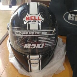 BELLカーボンヘルメット Lサイズ