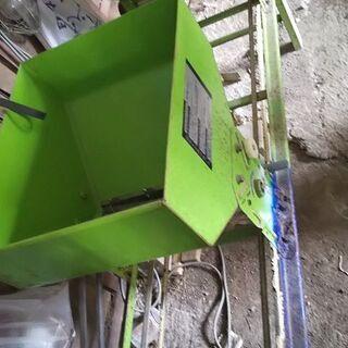 手動籾撒き器