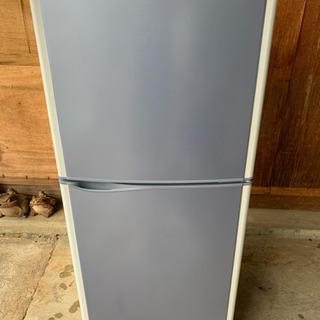 MITUBISHI 2ドア冷蔵庫(136L)清掃除菌済み